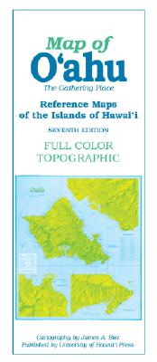 Reference Maps of the Islands of Hawaii By Beir, James A.